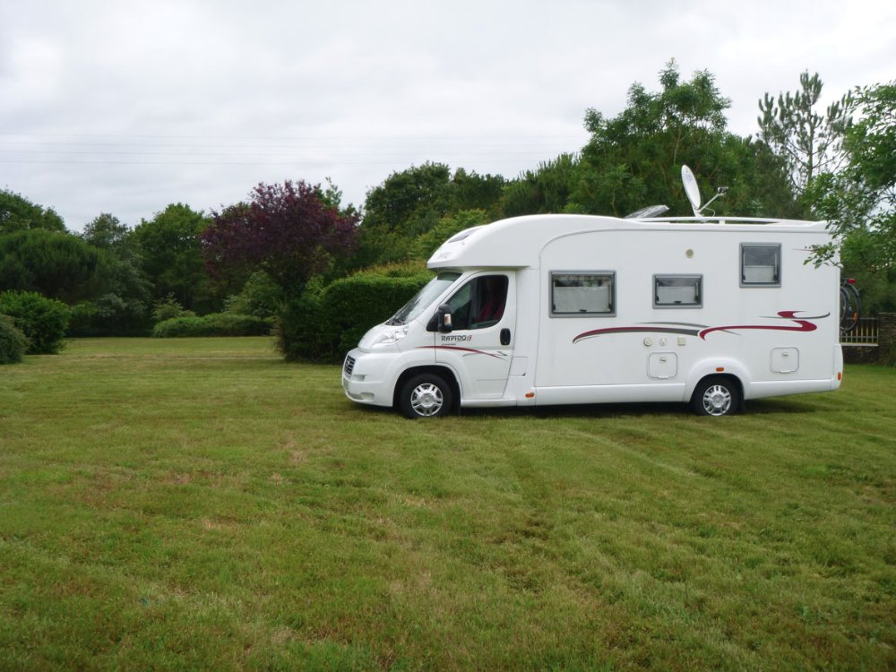 Aire camping-car à Soullans (85300) - Photo 1